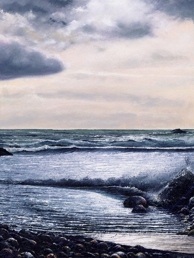 Print Storm Tide II