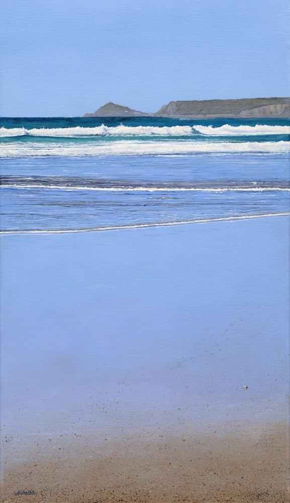 Print Across to Cape Cornwall