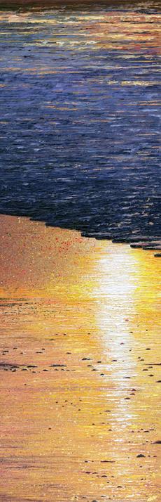 Print Golden Sands
