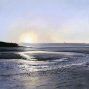 Print Low Tide, Rock