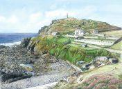 Print Cape Cornwall