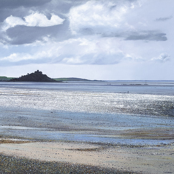 Image Low Tide Mounts Bay