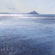Print Blue Sands