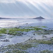 LE769 Edge of the Tide, Mounts Bay
