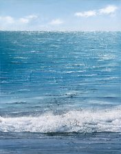 Ocean Sparkle - a seascape by artist Nicholas Smith